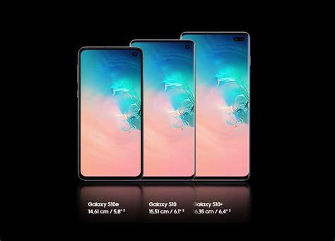Samsung Galaxy S10 Discount by 220 Bersicht Der Finalen Hardware Unterschiede Zwischen Samsung Galaxy S10e Galaxy S10 Sowie