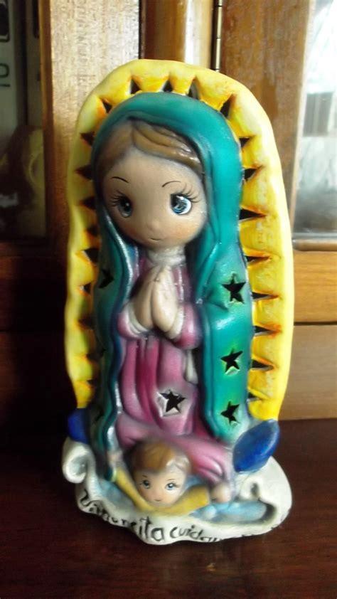 Imagenes Virgen De Guadalupe Ceramica | virgen de guadalupe arte rosa manualidades