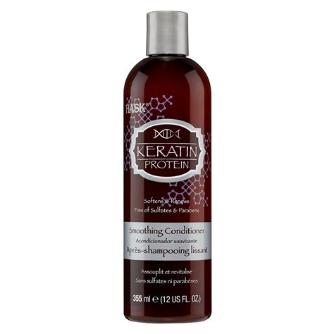 protein keratin hask keratin protein smoothing conditioner walgreens