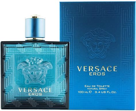 Sale Versace Eros Fragrance Bibit Parfum 120ml versace eros by versace 3 4 edt spray s cologne new in sealed box perfume