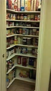 Food Pantry Closet Pantry Remodel Ideas Closet And Pantry