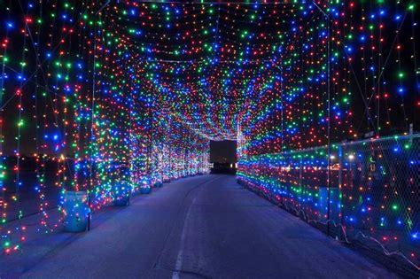 amazing light tunnel  opening   toronto