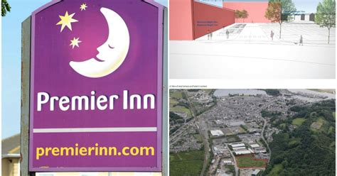 premier inn business account premier inn tipped for porthmadog as hotel plans submitted