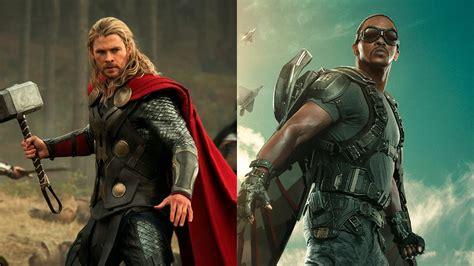 film marvel sebelum thor hero blend 26 what female thor and the new captain