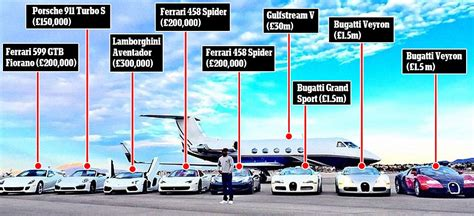 mayweather money cars floyd mayweather poses in front of his incredible