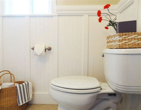 Bathroom Beadboard Installation Diy Beadboard Install By Meg Padgett Hints