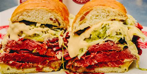 red dog american sandwiches legendary sandwiches