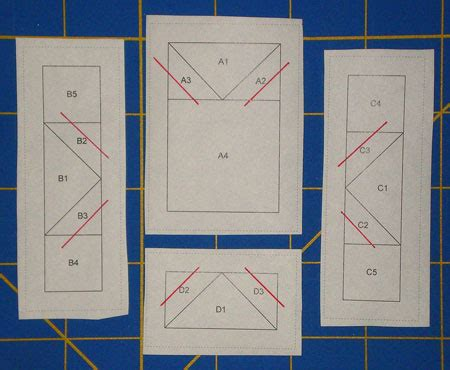 Foundation Patchwork Patterns Free - foundation paper piecing learn how to paper