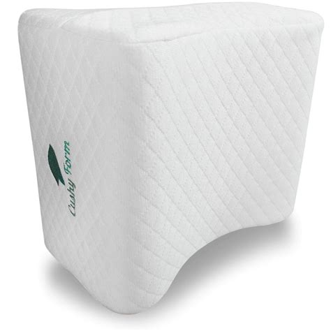 Therapeutic Sciatica Pillow Reviews - sciatic nerve relief knee pillow my pillow zone