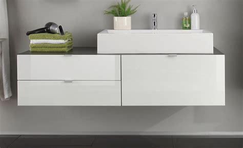Badezimmer Unterschrank Grau Weiß by Badm 246 Bel Waschbeckenunterschrank H 228 Ngend