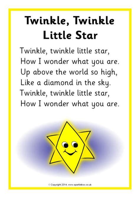 libro twinkle twinkle little star twinkle twinkle cluber