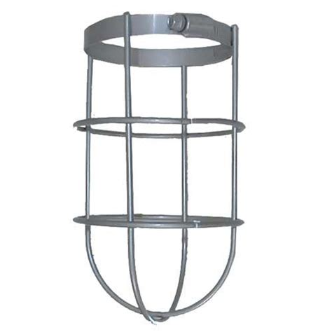 Wire Guard Light Fixture Rab Gd100clb 13 95 Gd100clb Guard For Vapor Proof Fixture Wire Cl 19813 94315