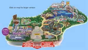 map of california adventure park map of disneyland california adventure park images