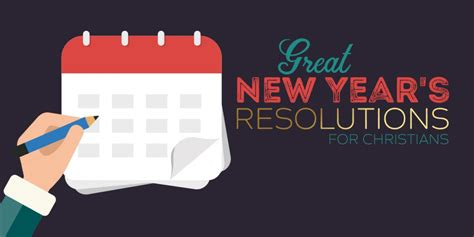 great new year s resolutions for christians