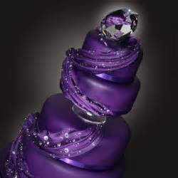 beautiful purple cake boss wedding cakes ipunya
