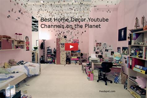 top 50 home decor channels you must follow