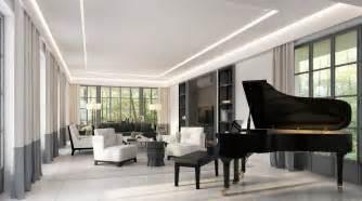 day piano decor  designer valkyrie studio modern luxury  designer valkyrie studio