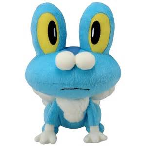 Buy Pokemon Best Wishes Plush Doll TAKARATOMY   Froakie
