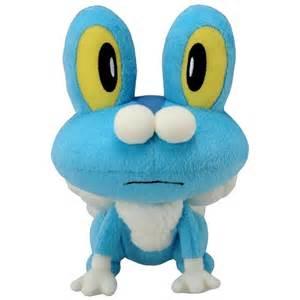 Buy pokemon best wishes plush doll takaratomy froakie keromatsu