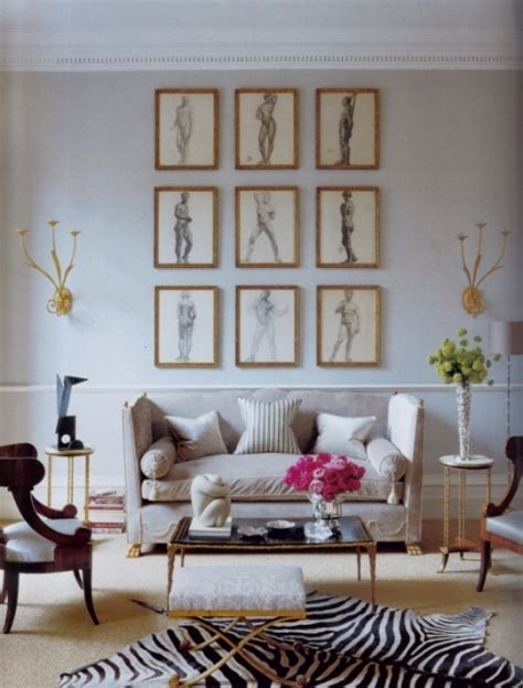 elle decor living rooms la dolce vita dream home nonsense and sensibility