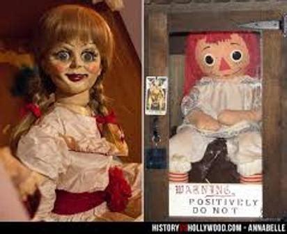film hantu annabelle full movie film harus baca kisah nyata boneka hantu annabelle
