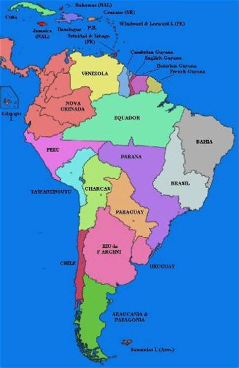 america map facts 10 interesting south america facts my interesting facts