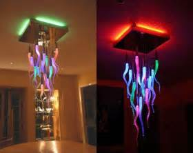 Changing A Chandelier Home Decor Color Changing Chandeliers Hometone