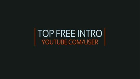 free after effects intro templates cs6 free after effects cs6 cc 2d intro template no plugins