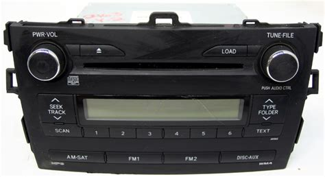 format factory audio cd to mp3 2009 2010 toyota corolla factory stereo 6 disc changer mp3