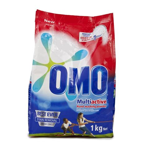 Soap Powder Omo Multiactive Washing Powder 1kg Woolworths Co Za