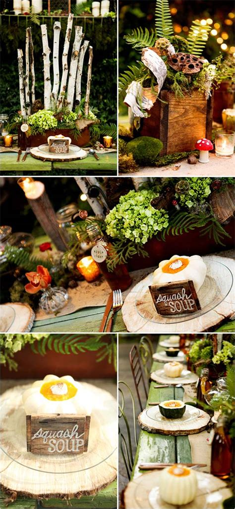 goes wedding 187 green woodland wedding ceremony decorations with nature blending concept