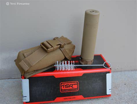 Ready Lc Pouch surefire 5 56 suppressor fde socom556 rc de 556