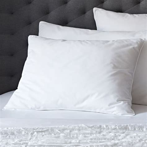 My Luxe Pillow - luxe alternative pillow west elm
