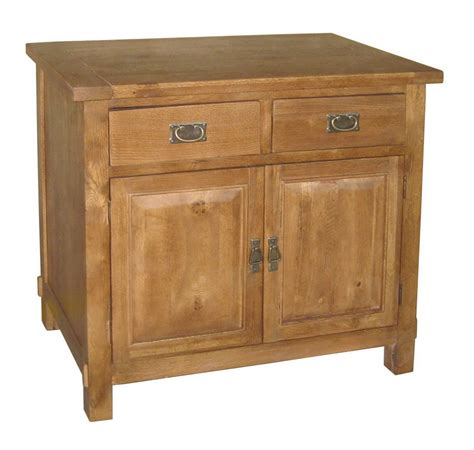 Torino Solid Oak Furniture Small Buffet Sideboard Small Sideboard Buffet