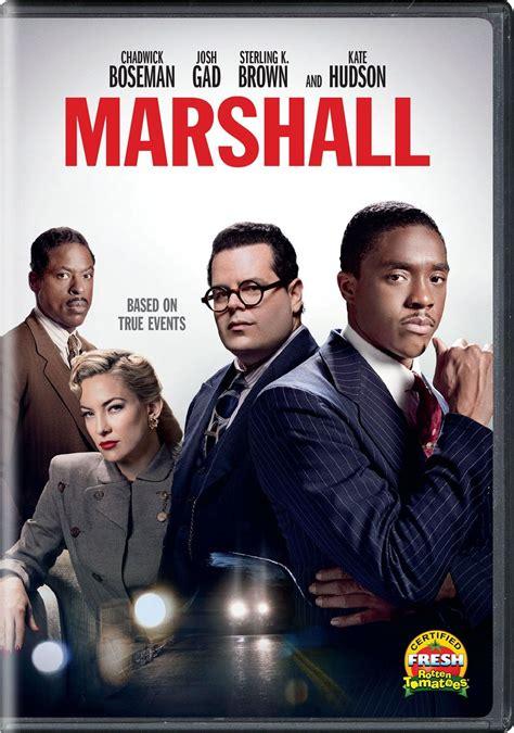 film 2017 marshall marshall dvd release date january 9 2018