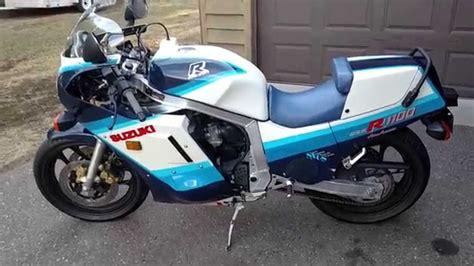 1986 Suzuki Gsxr 1100 For Sale 1986 Suzuki Gsxr 1100