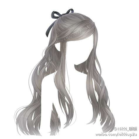 anime inspired hairstyles anime hair long with braid i m an artist pinterest