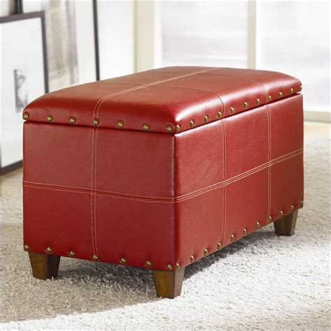 trunk storage ottoman furniture gt living room furniture gt trunk gt leather