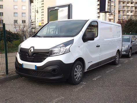 Renault Traffic by File 2014 Renault Trafic L2 H1 Fl Jpg Wikimedia Commons