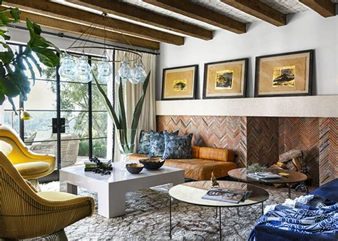 first image global interior design home tour a california hacienda goes vintage global