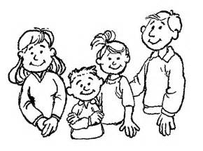 family color small family clipart black and white clipartsgram