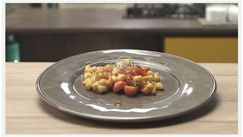 ricette cucina benedetta parodi ricette benedetta parodi prepariamo gli gnocchetti di