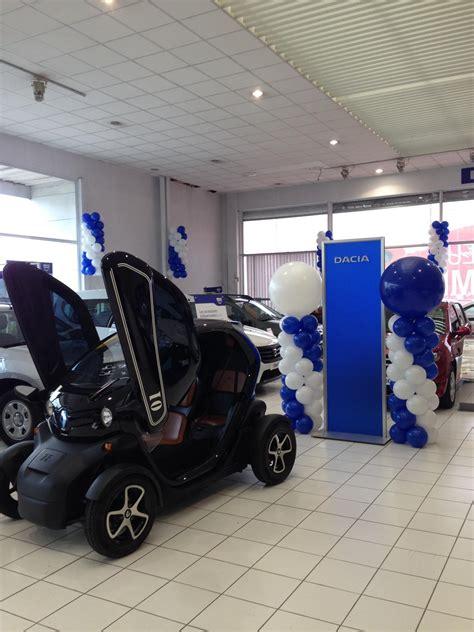 Decoration Garage Automobile by D 233 Coration Ballons Concessions Auto Moto