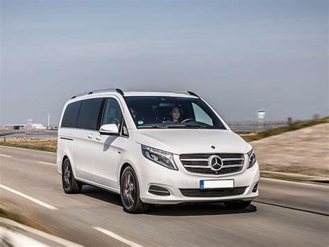 Mercedes A Class Usa by Hire Mercedes V Class Luxury 7 8 Passenger Usa