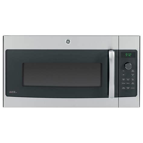 ge profile microwave ge profile advantium 1 7 cu ft the range microwave in stainless steel with speedcook