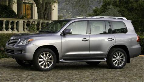 lexus lx  review ratings specs prices    car connection