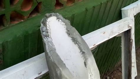 cara membuat jemuran dari bambu cara membuat bambu taman dari semen dengan bahan pipa