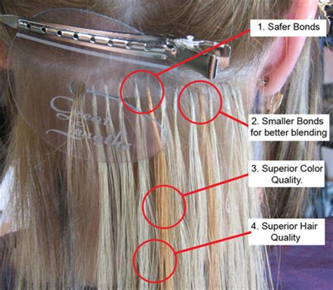 hair extensions how they work great lengths extentions