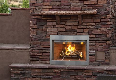 outdoor fireplace wood superior outdoor wood burning fireplace wre3000