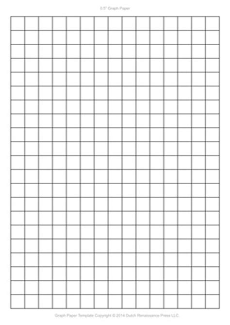printable grid paper half inch half inch graph paper pdf search results calendar 2015